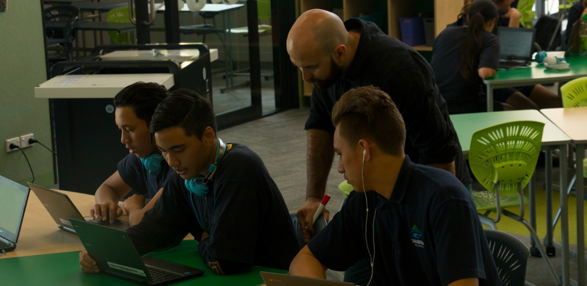 Tackling the Digital Divide in the Eastern Bay of Plenty