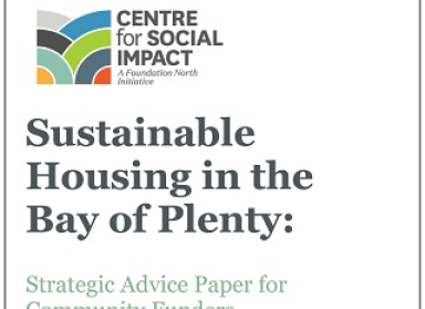 Sustainable Housing in the Bay of Plenty