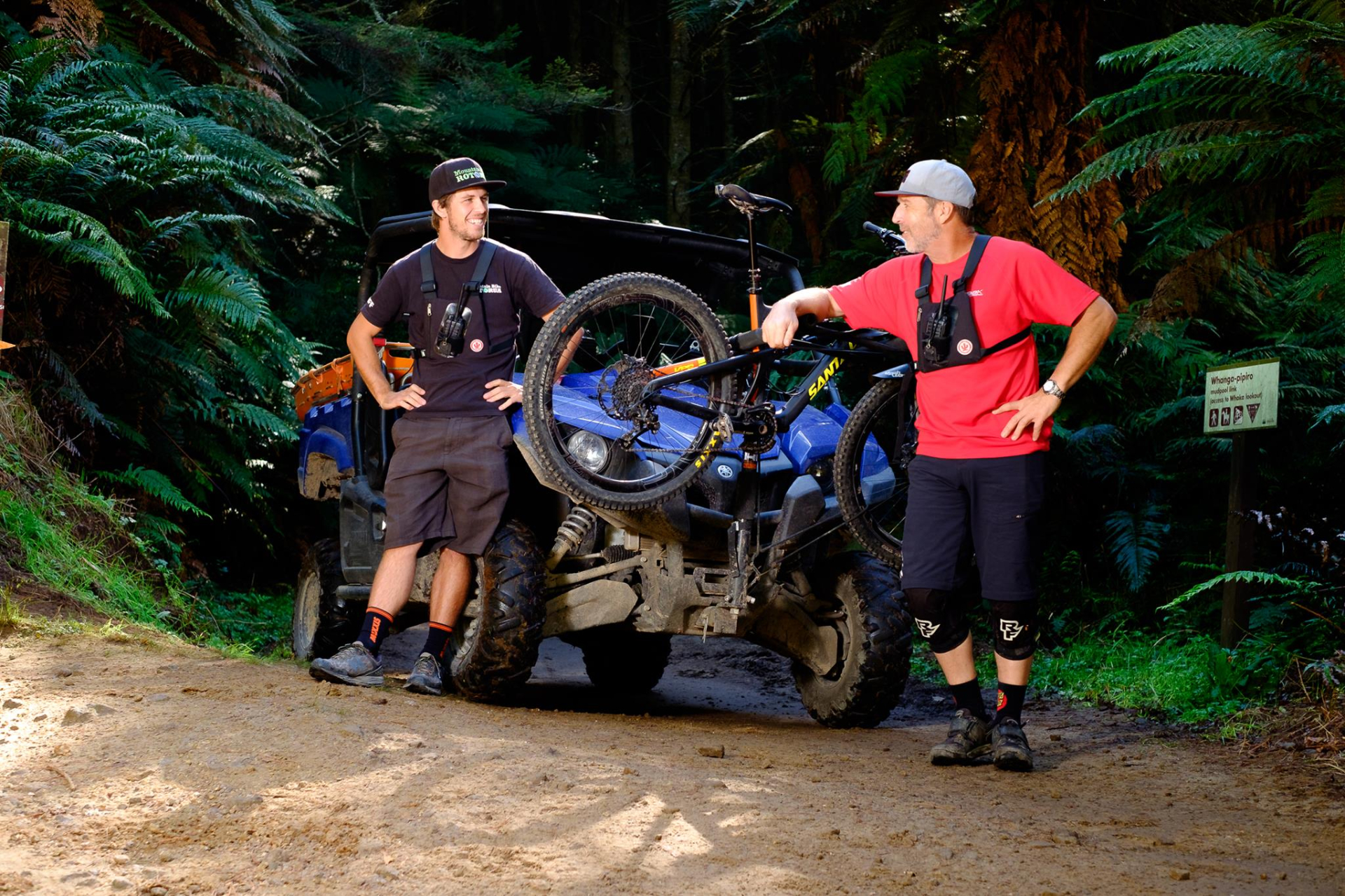 Forest Rescue Now A Vital Service For Mountain Bike Riders