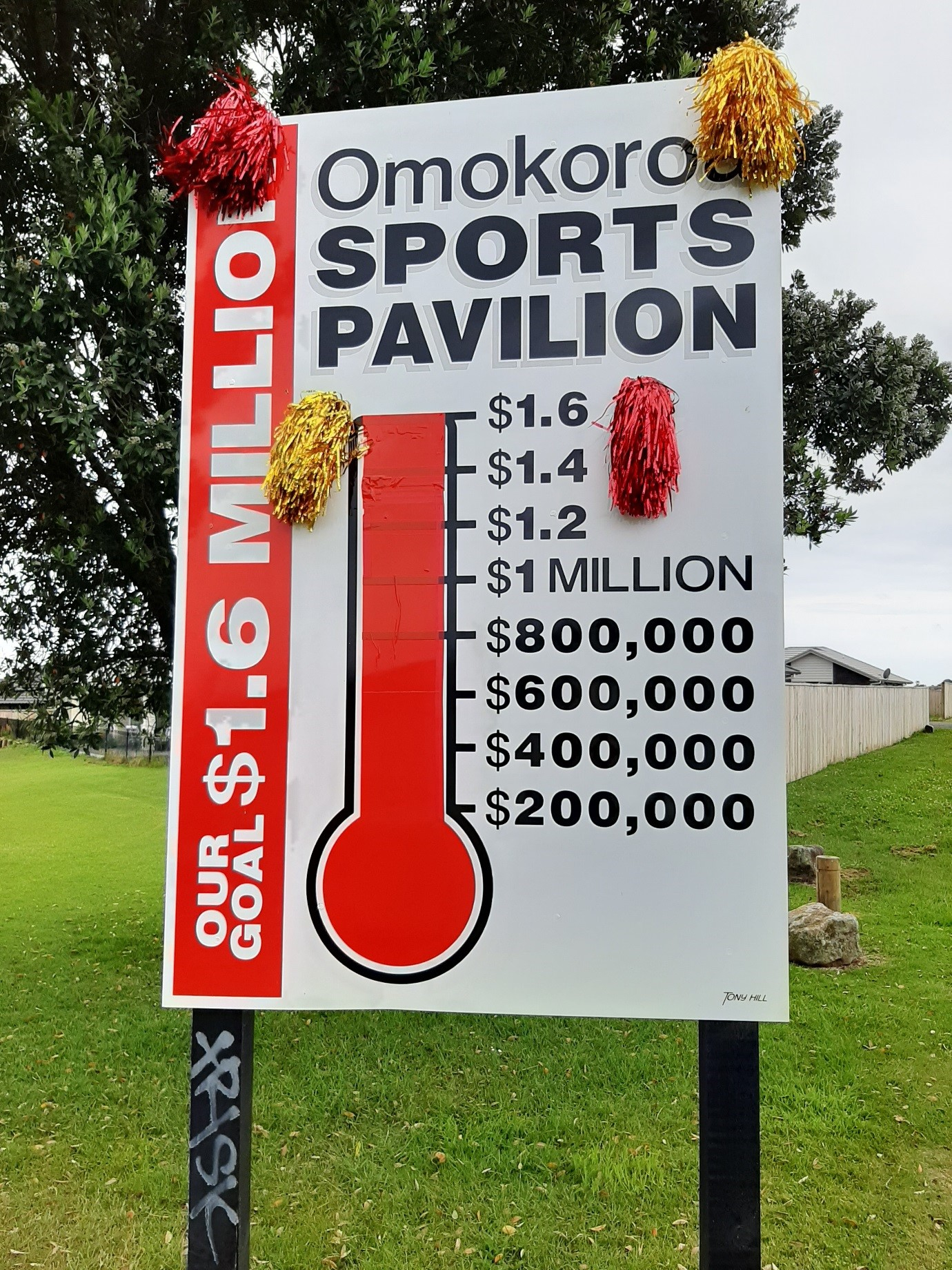 New Omokoroa Sports Pavilion Will Improve Locals Lifestyle