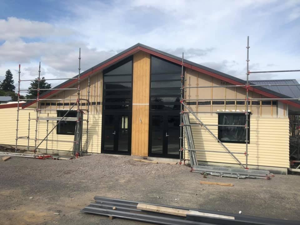 New Wharekai Set To Strengthen Koutu Community