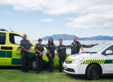 New Ambulance Base