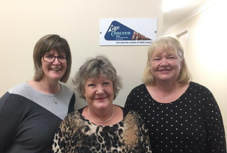 Helping older New Zealanders in Taupo