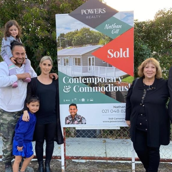 Door Finally Opens To Home Ownership For Tauranga Family